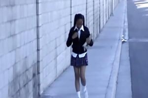 juvenile schoolgirl angel