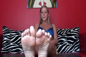 worship your step sister&#039 s flawless feet