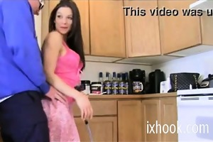 flirty sister mandy seduces her brother - -