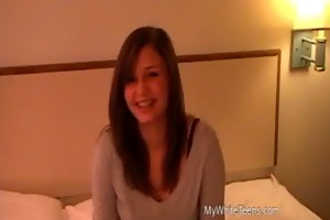 18yr old braces legal age teenager stripping