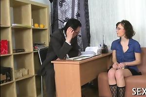 oral sex for aged teacher