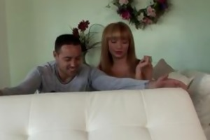 maya hills bangs her step brother