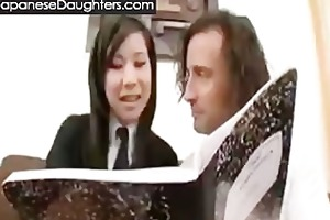 japanese daughter destruction