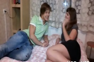 legal age teenager unfathomable mouth blow job