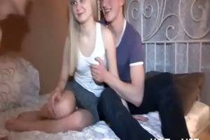 blow and penis bounding