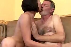 granddad fuck this juvenile playgirl