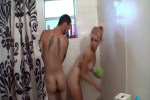 step sister and not her step brother shower