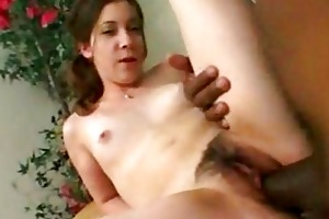 cute young angel for an mature dark stud pt 57