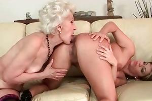 old harlots vs juvenile gals