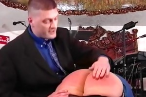 flogging the old fashioned way 2 - scene 2 -