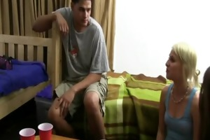 younger 18-year-old coeds fuckfest at virginia