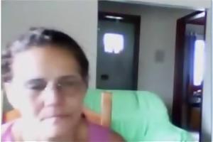 maria brasilian 51 years old crying