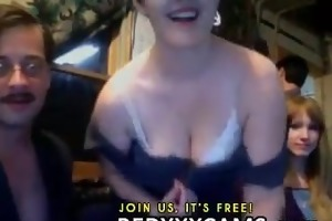 sexy gal web camera show 414