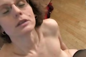 mellow hotties love getting drilled part3