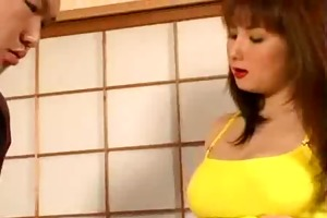 japan leather-skirtgirl-blow job01