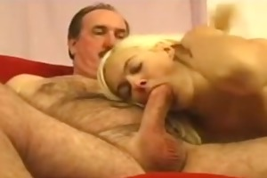 tutor bonks blond wench