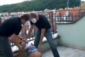 old chaps blowjob by sexy younger honey