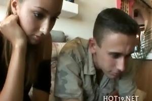 boyfriend&#039 s hotty drilled