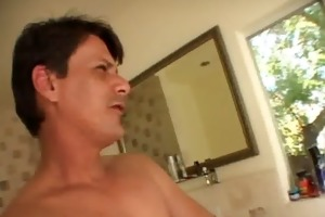 cumcovered after fucking