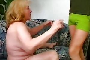 concupiscent daniela seduces a younger dick
