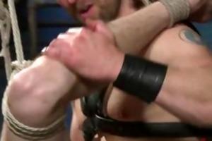 cruel rope suspension fuck
