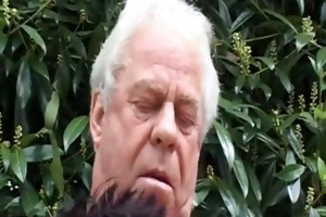 youporn - old gray senior is banging a sexy