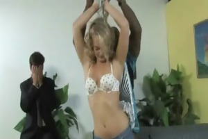 youthful daughter with priceless ass drilled by a
