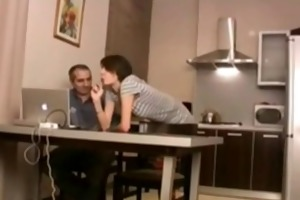 hot legal age teenager drilled by old guy