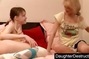 daddy t live without younger daughters