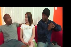 younger beauties interracial porn