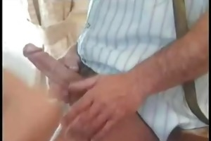 fucking a pig tailed blonde